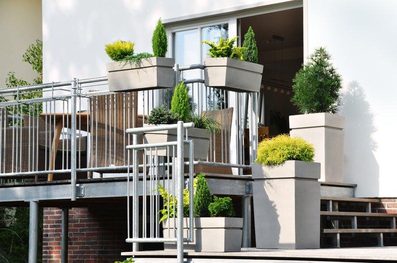auf dem balkon botanico pflanzen. Black Bedroom Furniture Sets. Home Design Ideas